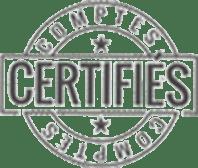 Compte certifie
